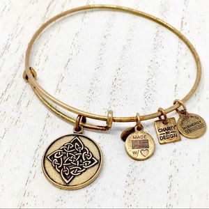 ALEX AND ANI Celtic Knot  💫+2 Free Gifts
